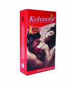 Презервативы Кохинур Экстра Тайм 10 шт., Xtra Time Condoms Kohinoor, 10 pcs.