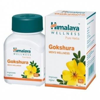 Гокшура: от недугов мочеполовой системы (60 таб), Gokshura, произв. Himalaya
