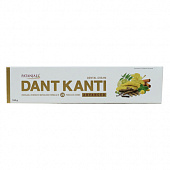 Зубная паста Дант Канти Эдвансед (100 г), Dant Kanti Advanced Toothpaste, произв. Patanjali