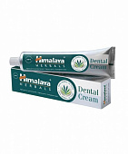 Зубная паста Дентал Крем (200 г), Dental Cream Toothpaste, произв. Himalaya