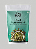 Смесь семян «5 в 1» (125 г), 5-in-1 Super Seeds Mix, произв. True Elements