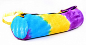 Сумка для йоги тай-дай, Tie Dye Yoga Bag Stripes, Handmade, произв. MYINDIA