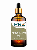 Эфирное масло Бергамота (15 мл), Bergamot Essential Oil, произв. PRZ Herbals Care