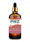 Эфирное масло Мандарина (15 мл), Mandarin Essential Oil, произв. PRZ Herbals Care