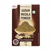 Гарам Масала: универсальная приправа (100 г), Garam Masala Powder, произв. Patanjali