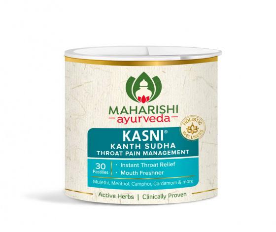 Купить Кантх Судха: от боли в горле (30 шт) по низкой цене на MYINDIA.RU -